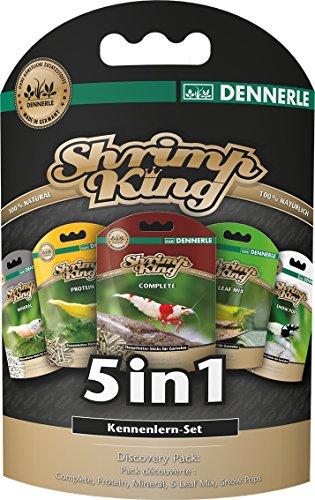 Shrimp King Garnelenfutter 5 in 1, 1er Pack