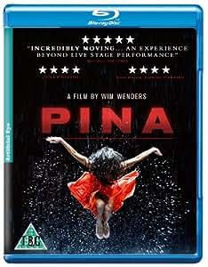 Pina [DVD] [Blu-ray]
