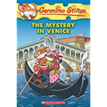 Geronimo Stilton # 48 Mistery in Venice