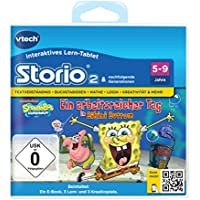 VTech 80-230704 - Lernspiel SpongeBob (Storio 2, Storio 3S)