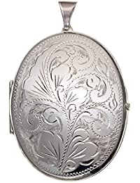 lockets original locket product limetreedesign silver lime with extra by large design tree monogram