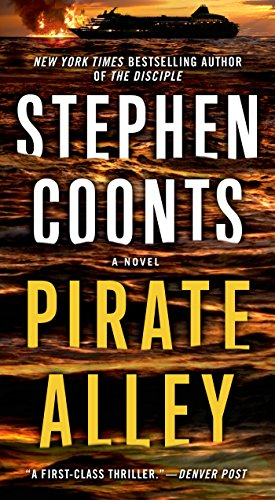 Pirate Alley: A Jake Grafton Novel (Tommy Carmellini Book 5) (English Edition)