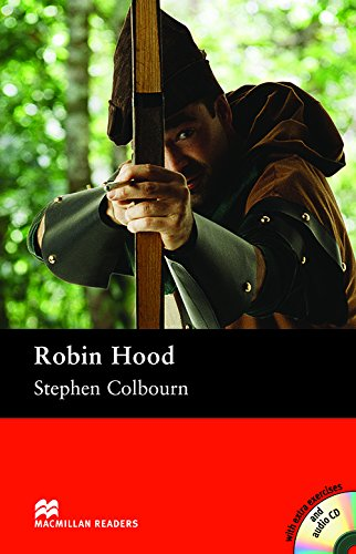 Robin Hood: Robin Hood - Book and Audio CD Pack - Pre Intermediate Pre-intermediate