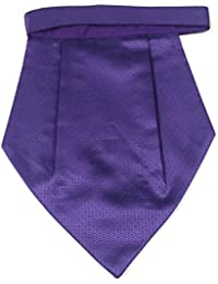 Sir Michele Designer Micro Silk Cravat