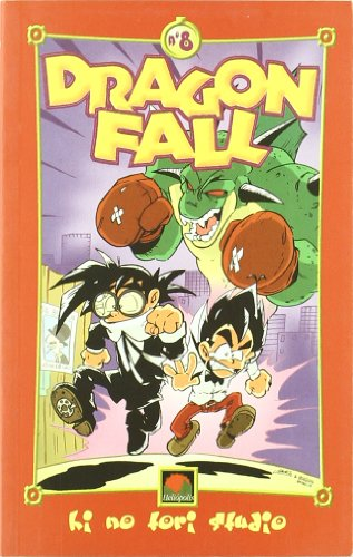 Dragon fall 8 (Shonen Manga)