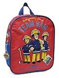Sam le Pompier Sac à Dos Collection Team Sam - 29 cm - Convient pour maternelles Moyennes et Grandes Sections