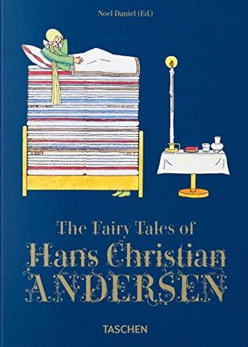 Fairy Tales of Hans Christian Andersen (Portfolio)