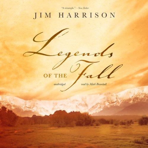 Legends of the Fall  Audiolibri