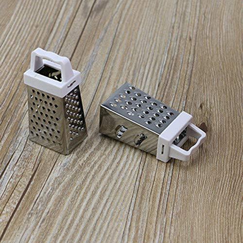 Rallador de acero inoxidable Todo el redondo Mini trituradora multifuncional Máquina...