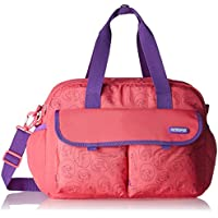 American Tourister Bono Mommy Polyester 39 cms Pink Travel Duffle (AMT BONO Mommy Duffle PINK-01)