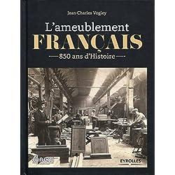 L'ameublement français: 850 ans d'histoire