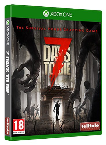 7 Days to Die (Xbox One) UK IMPORT (Dying Xbox-1-spiele Light)