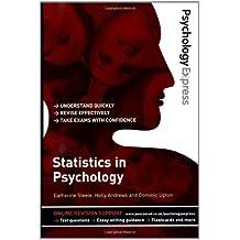 Psychology Express: Statistics in Psychology