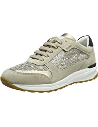 Geox D Airell C, Zapatillas para Mujer