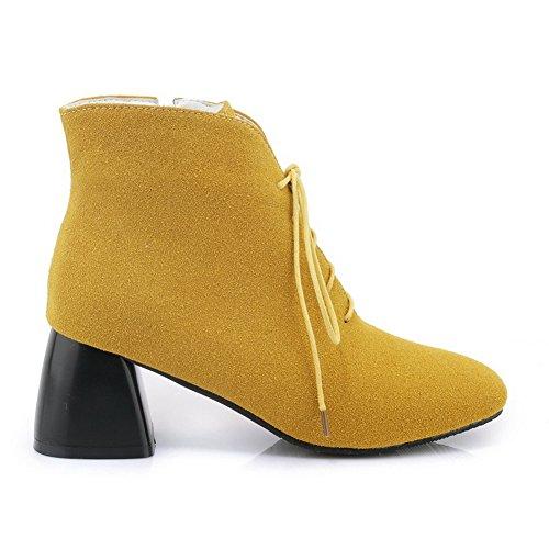 Abl10136 Balamasa Colore Sandali Giallo Donna Di nPnwYU8q
