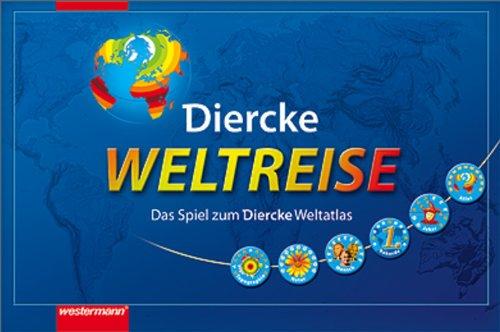 Diercke Weltreise / Diercke Weltatlas - aktuelle Ausgabe: Gesellschaftsspiel / Diercke Weltreise: Gesellschaftsspiel