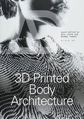 3D-Printed Body Architecture (Architectural Design)