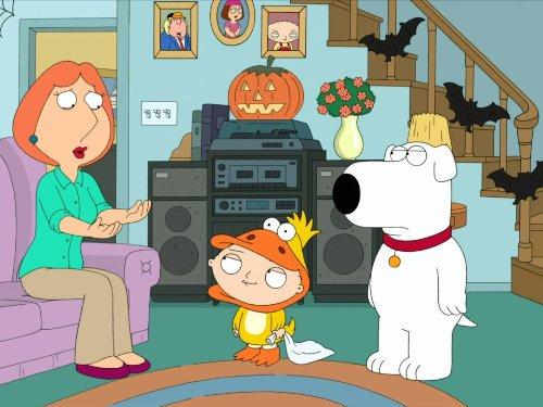 Halloween on Spooner Street (Guy Family Halloween)