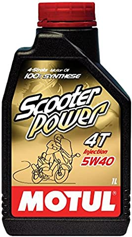 Motul Motorenöl Scooter Power Gr. 5W40