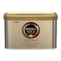 NESCAFÉ GOLD Blend Instant Coffee Tin, 500 g