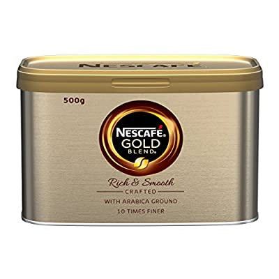 NESCAFÉ GOLD Blend Instant Coffee Tin, 500 g