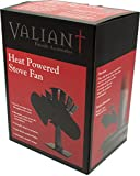 Valiant 2 Blade Heat Powered Stove Fan - 3