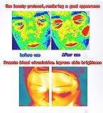 Brosse Visage.5 en 1 Épilateur Multifonction Rechargeable Femme Beauté outil de Tête Remplaçable Portable Epilateur +Callus Remover + Rasoir Femme + Brosse de Nettoyage + Massage Outil Speed-yy® - 2