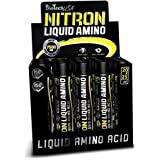 Biotech USA 12015020200 Liquid Amino Nitron Ampolla Saveur Orange