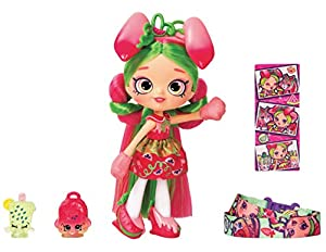 Shopkins Shoppies - Muñecas temáticas Serie 9 - Pippa Melon Bunny