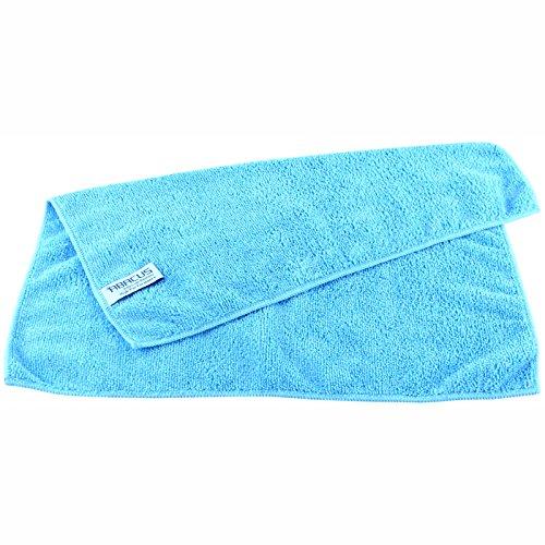 MFT HIGH PERFORMANCE blau (6190) - Mikrofaser Reinigungstuch 40 x 40 cm Microfaser Tuch Universaltuch fusselfrei Tuch Staubtuch 300 g/m² - ABACUS -