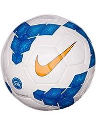 Nike Fußball Lightweight 350G, white/blue, 5, SC2373-148