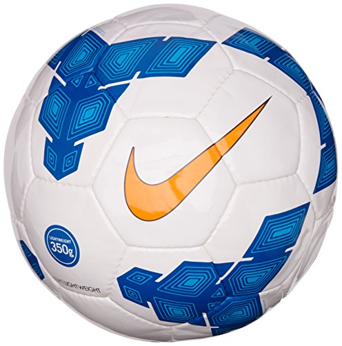 Nike Fußball Lightweight 350G, white/blue, 5, SC2373-148 -