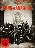 Sons of Anarchy - Season 4 [4 DVDs] -