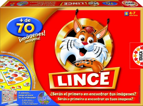 Educa Borrás 15030 - Lince Multimedia