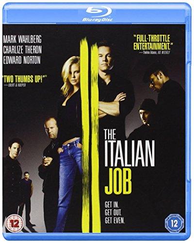 Italian Job [Blu-ray] [UK Import]