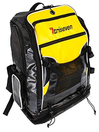 Triathlon TRISEVEN Ausrüstungstasche Transition Bag Tri Rucksack 40L Unisex -