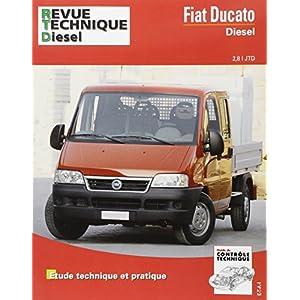 Revue Technique 263.1 Fiat Ducato 2,8 Jtd 2002>2006