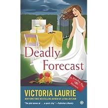 Deadly Forecast (Psychic Eye Mystery)