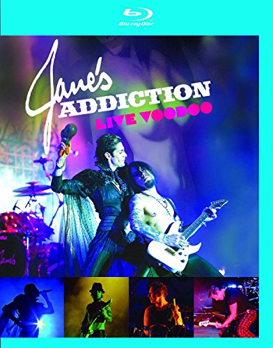 Jane's Addiction - Live Voodoo [Blu-ray] Preisvergleich