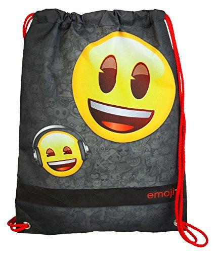 Under cover Emoji, Schultertasche (nero) - 10112815 Schuhbeutel