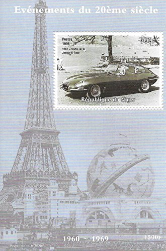 francobolli-da-collezione-e-type-jaguar-dal-1961-mnh-stamp-singola-fogli-niger-1998
