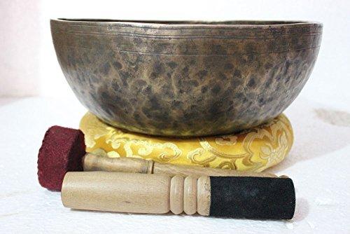 30,5cm Heilung Meditation Tibet auntic Klangschale, von Hand gehämmert Himalaya-Klangschalen aus Nepal