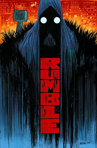 Rumble Volume 1: What Color of Darkness? por John Arcudi