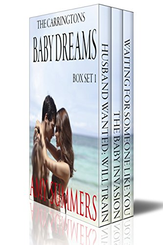 Baby Dreams Box Set Books 1 - 3 (Destiny Bay Romances-Baby Dreams Collection) (English Edition)
