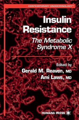 Insulin Resistance: The Metabolic Syndrome X (Contemporary Endocrinology) (1999-04-15)