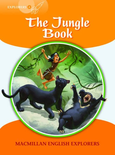 Explorers 4 Jungle Book (Young Explorers)
