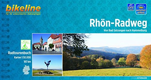 Rhonradweg von Bad Salzungen nach Hammelburg 2012 por Bikeline