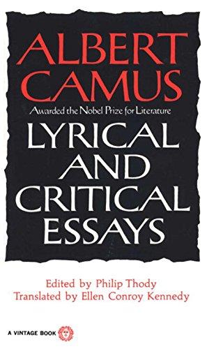 lyrical-and-critical-essays-vintage-international