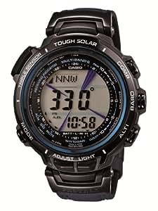CASIO Watch PROTREKMANASULULether band Digital Multiband6 Solar tech PRX-2000LC-1JF (Japan Import) (japan import)