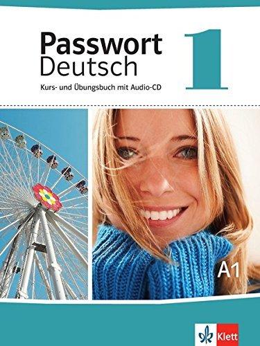 Passwort Deutsch: Kurs Und Ubungsbuch 1 MIT Audio-cd by Ulrike Albrecht (2013-11-19)